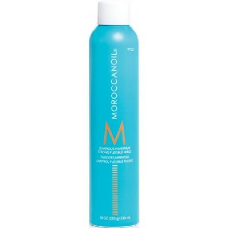 MoroccanOil Luminous Hair Spray Fixativ fixare puternica 330ml