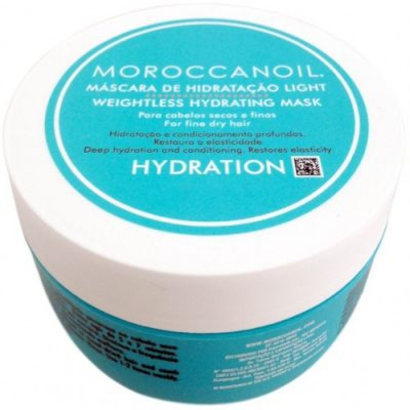 MoroccanOil Masca pentru fata Hidratanta Light 250ml