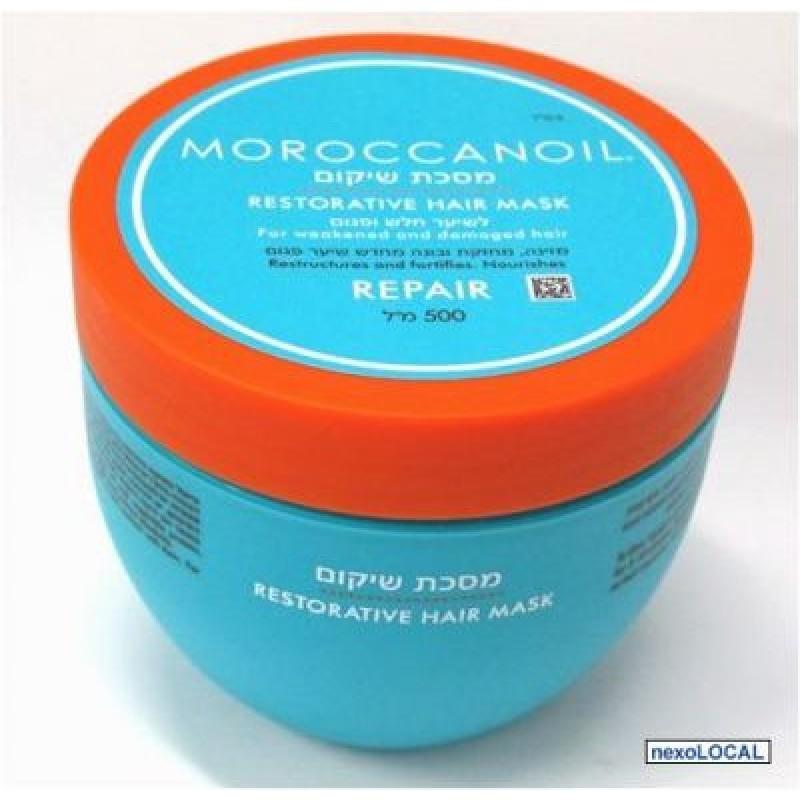 MoroccanOil Masca pentru fata Reparatoare Restorative 500ml