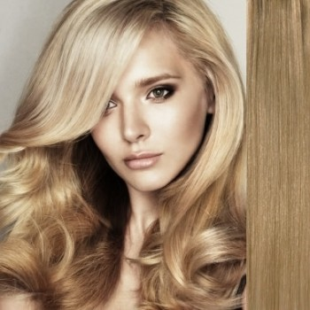 Extensii de par natural NO 16 Beige Medium Blonde
